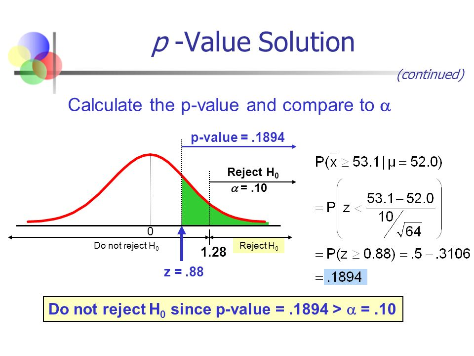 how to calculate value in use