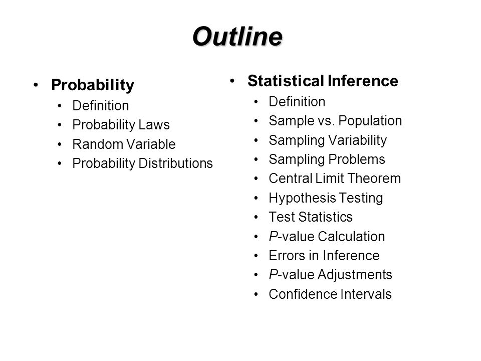 Probability and Statistical Inference Gehlbach: Chapter 8 - ppt ...