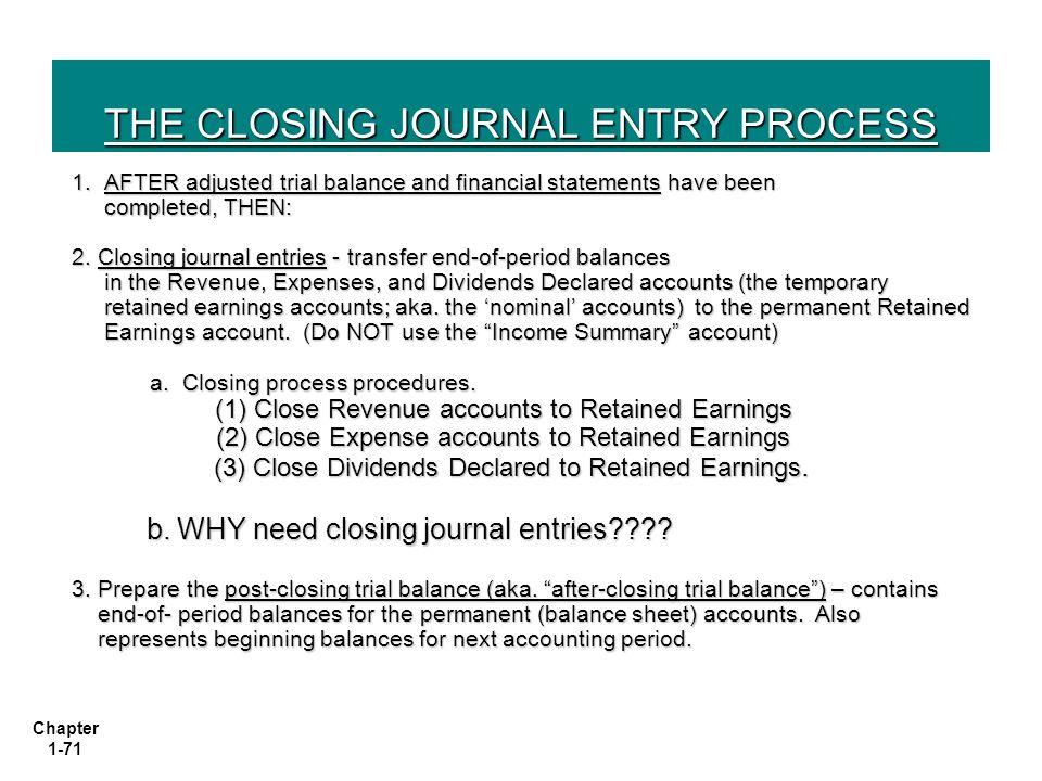 accounting journal entries and financial statements