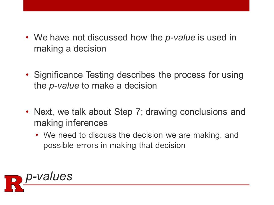 Values-Based Decision-Making
