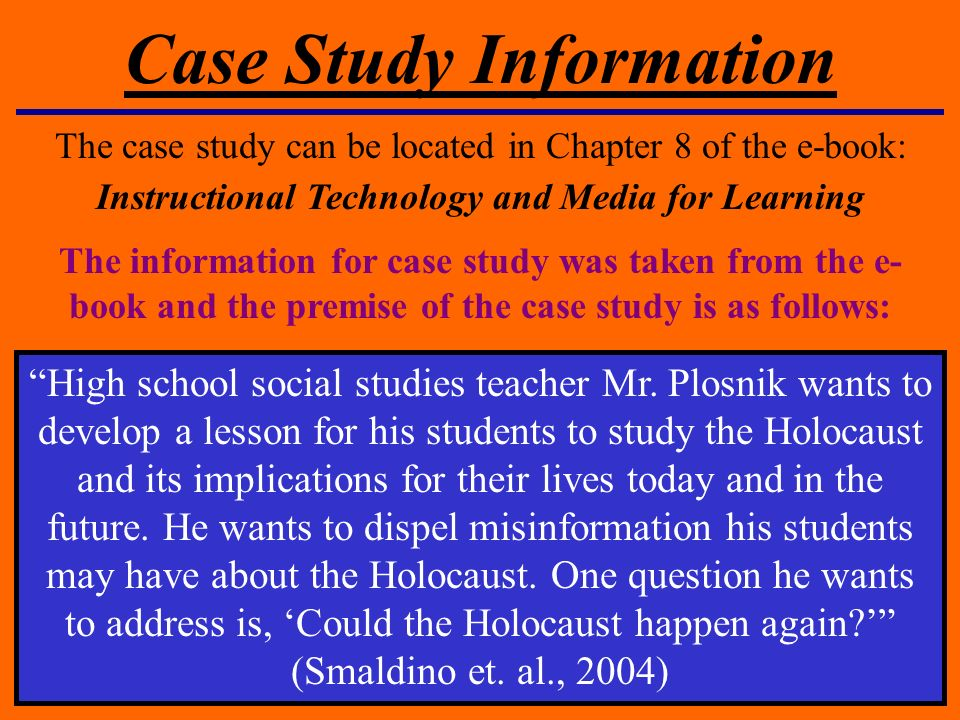 Using Online Learning to Study the Holocaust - ppt video online download