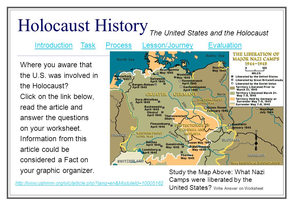 an introduction to the history of the holocaust in germany The nazi party of germany adopted a policy of genocide  and museums continue to teach the history of the holocaust to future generations resources.