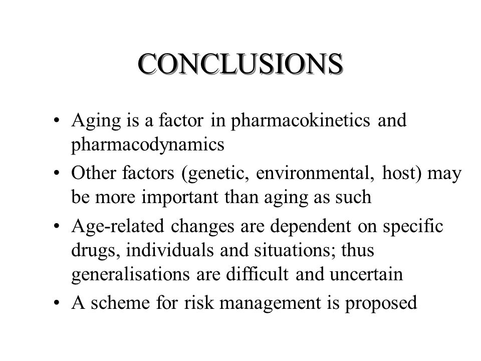 conclusion in aging While some may look upon death as the natural conclusion to a subculture of aging theory theory that focuses on the shared community created by the elderly.