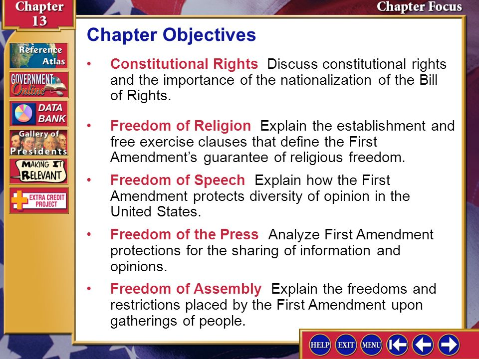 What is the Purpose of the Constitution of the United States?