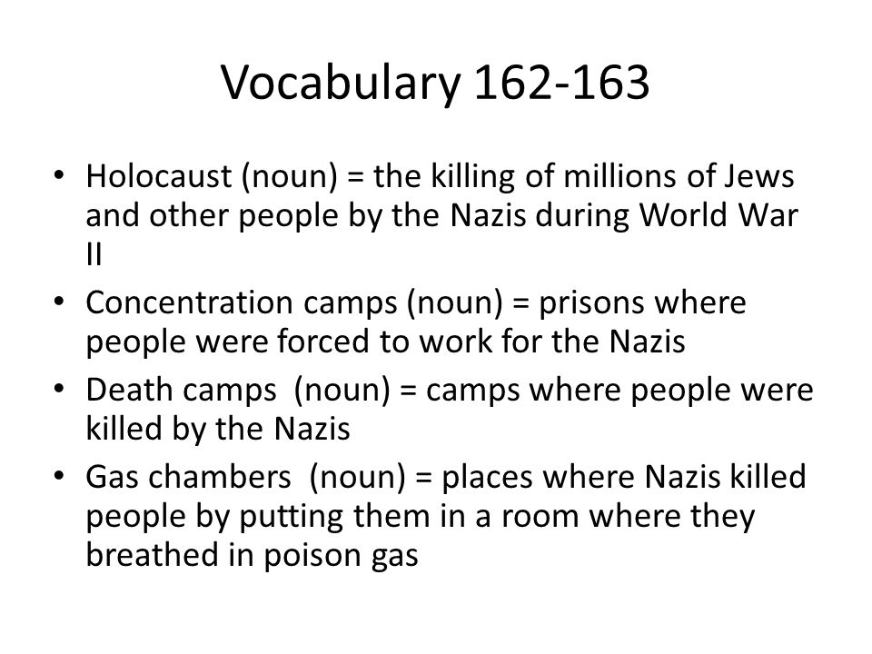 the extermination of jews by the nazis during world war ii World war ii /holocaust from  in countries occupied by nazi germany during the course of world war ii,  in order to save jews from extermination by the nazis.