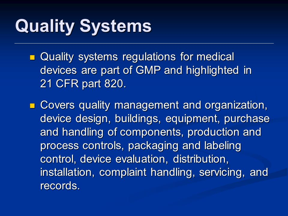 Ensuring Quality In Medical Device Clinical Trials Ppt