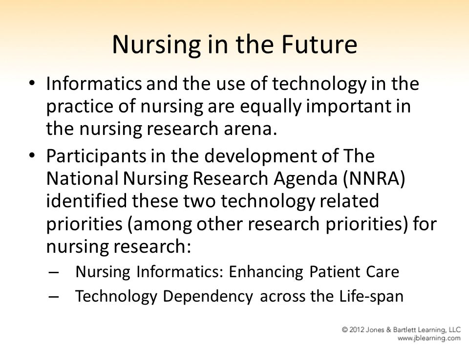 The Future of Nursing IOM Report