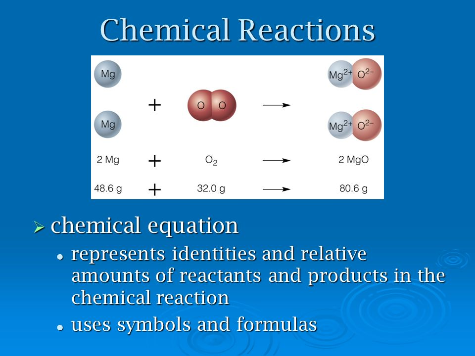chemestry how a chemical reaction is Start studying chemistry: unit 7 - chemical reactions, rates and equilibrium learn vocabulary, terms, and more with flashcards, games, and other study tools.
