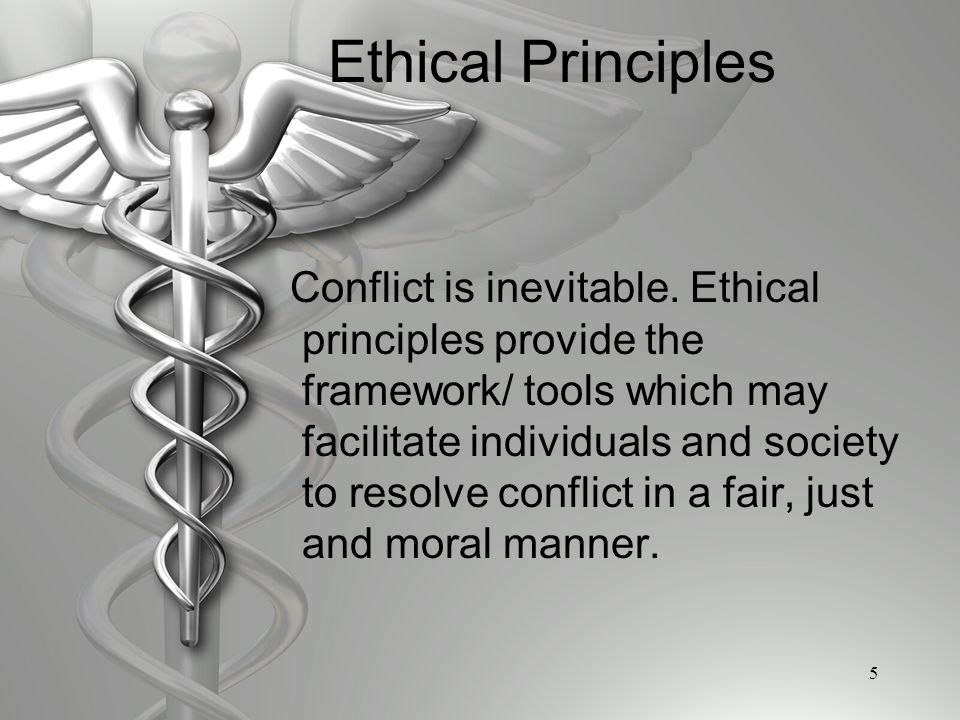 explain the ethical principles of the The expression basic ethical principles refers to those general judgments that serve as a justification for particular ethical prescriptions and evaluations of human actions.