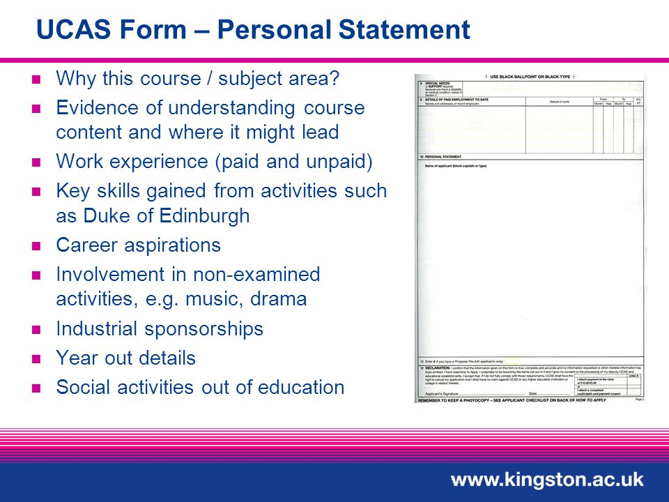 personal essay for ucas Personal statement samples and writing help from the best editors on the planet.