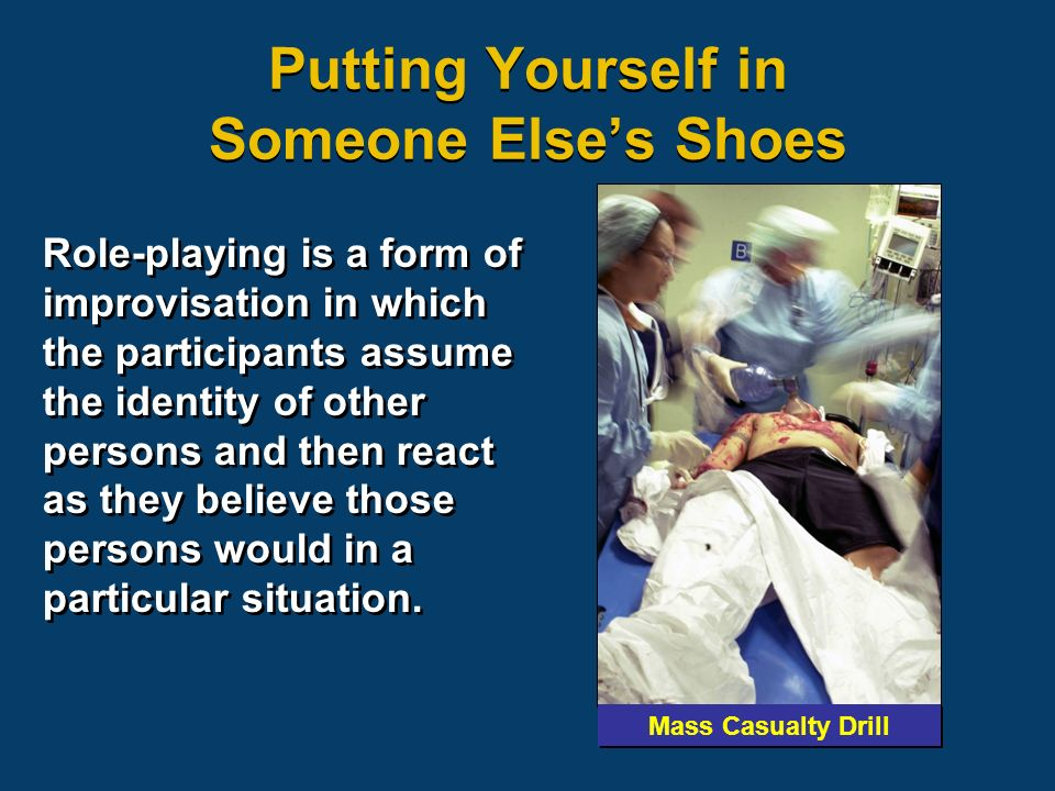 """put yourself in someone else shoes essay For more: read frans de waal's essay on """"the evolution of empathy"""" and daniel   how putting yourself in someone else's shoes may backfire by jill suttie."""