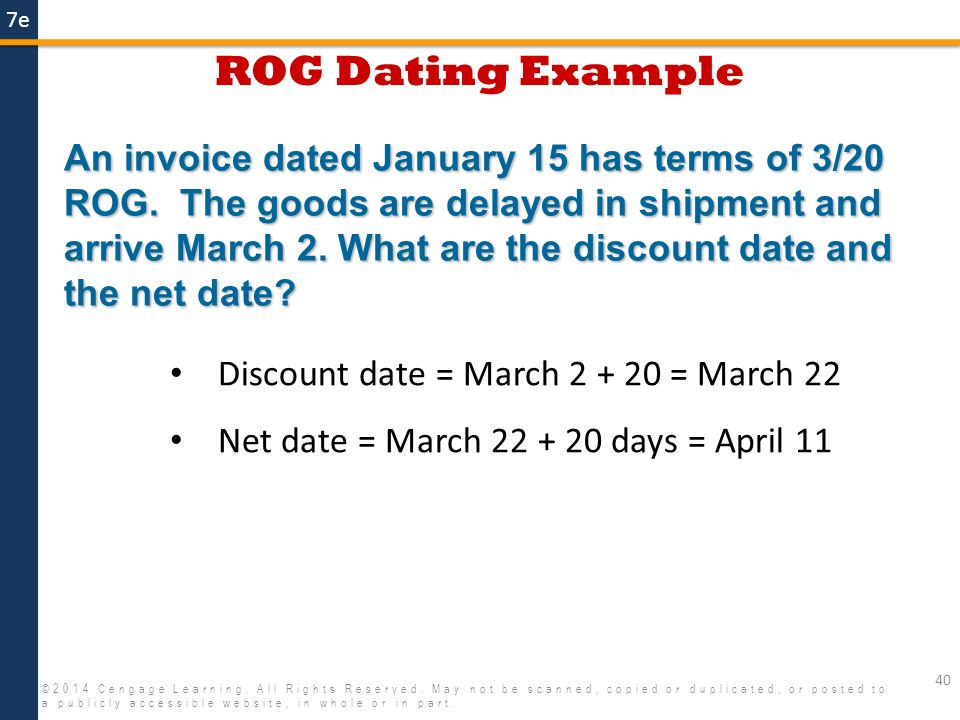 Invoices trade discounts and cash discounts ppt video Rogg discount