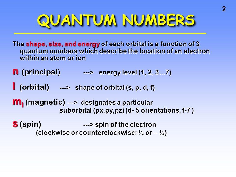 Arrangement of Electrons in Atoms - ppt video online download