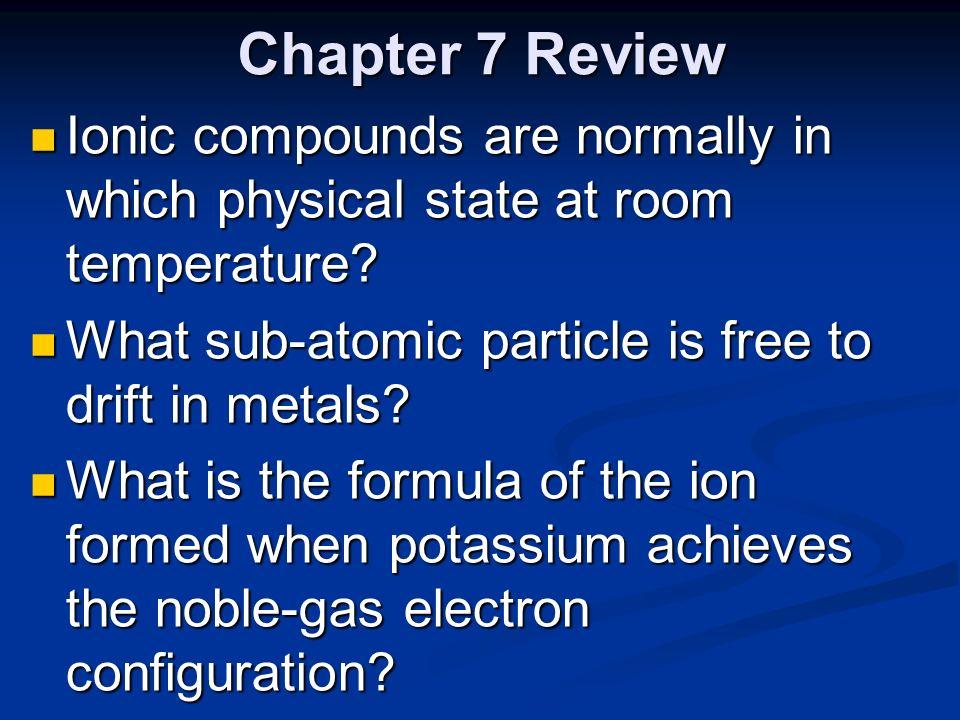 Calcium State At Room Temperature