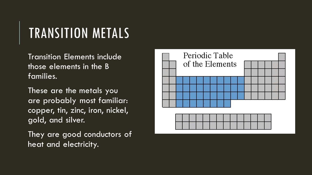 Nickel in the periodic table choice image periodic table images zinc in periodic table images periodic table images the periodic table shinelle barretto a3 ppt video gamestrikefo Choice Image