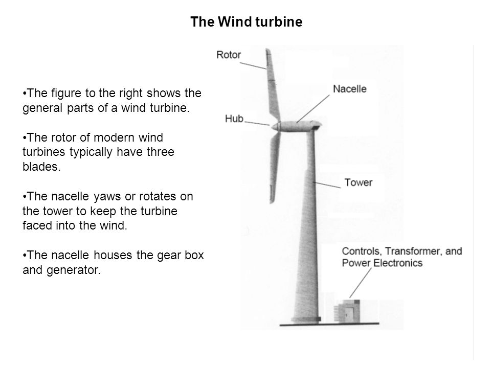 Wind Power Parts : Wind power is the conversion of energy