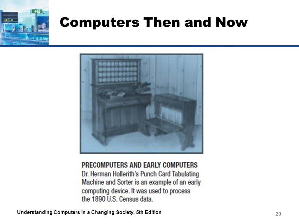 computers then and now Thomas nedorost 18 computers then and now the computer as we know it is a from cgs 1060c at university of central florida.