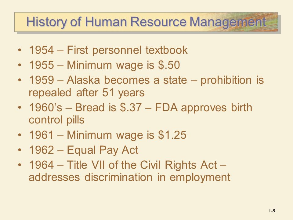 the history of managing human resources Debates about the importance of human resources management occur daily in workplaces some employees regard hr as the policing, traumatizing, systematizing arm of executive management these employees see hr staff as gatekeepers, people who hold little interest in employee concerns.