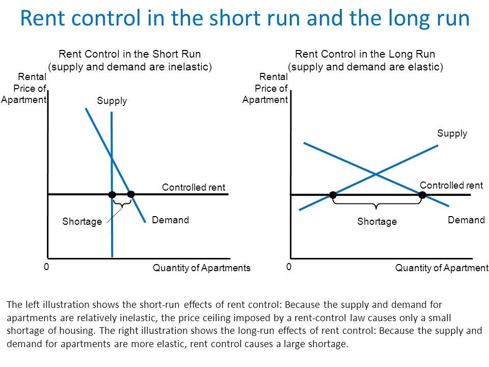 elasticity of supply short run and long run Chapter section 3: the industry supply curve 9  analyzed in somewhat different ways for the short run and the long run let's start with the short run.