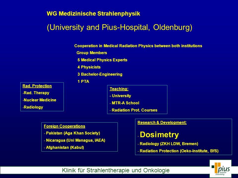 (University and Pius-Hospital, Oldenburg)