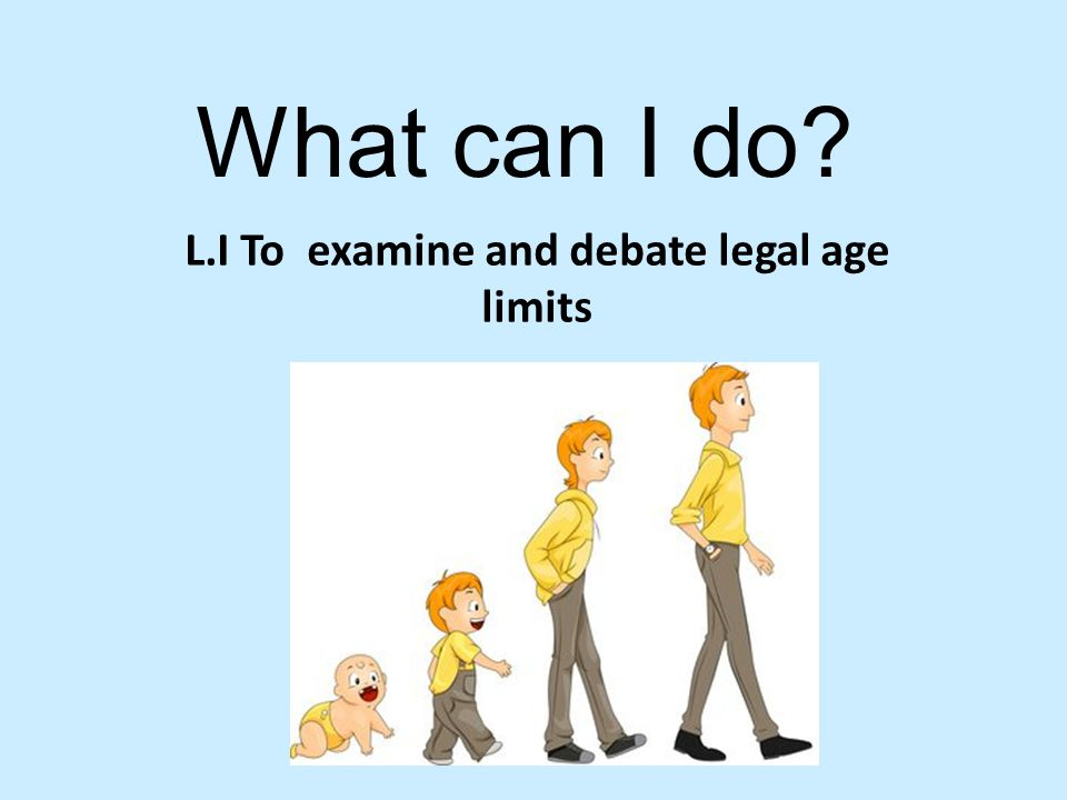 Legal age limit for dating in utah