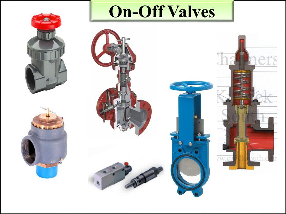 On-Off Valves