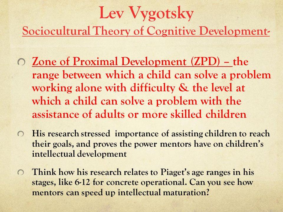 lev vygotsky theory O teórico de desenvolvimento cognitivo lev vygotsky (1896 – 1934) morreu tragicamente de turbeculose com apenas 38 anos de idade apesar de seu desaparecimento prematuro, o valor de vygotsky.