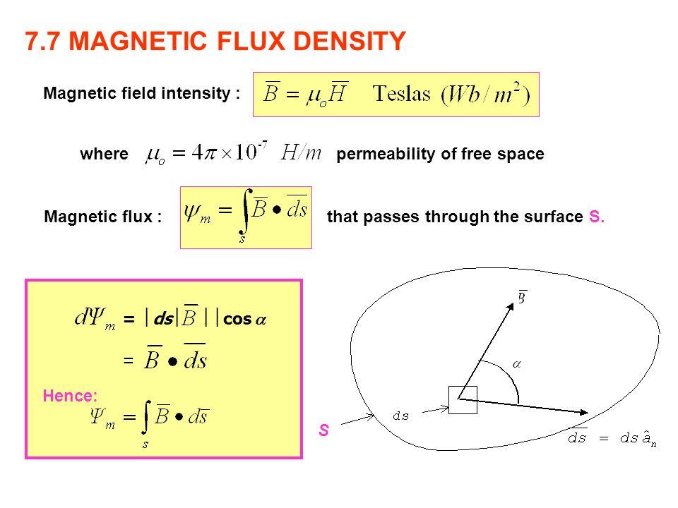 magnetic flux density formula - photo #46
