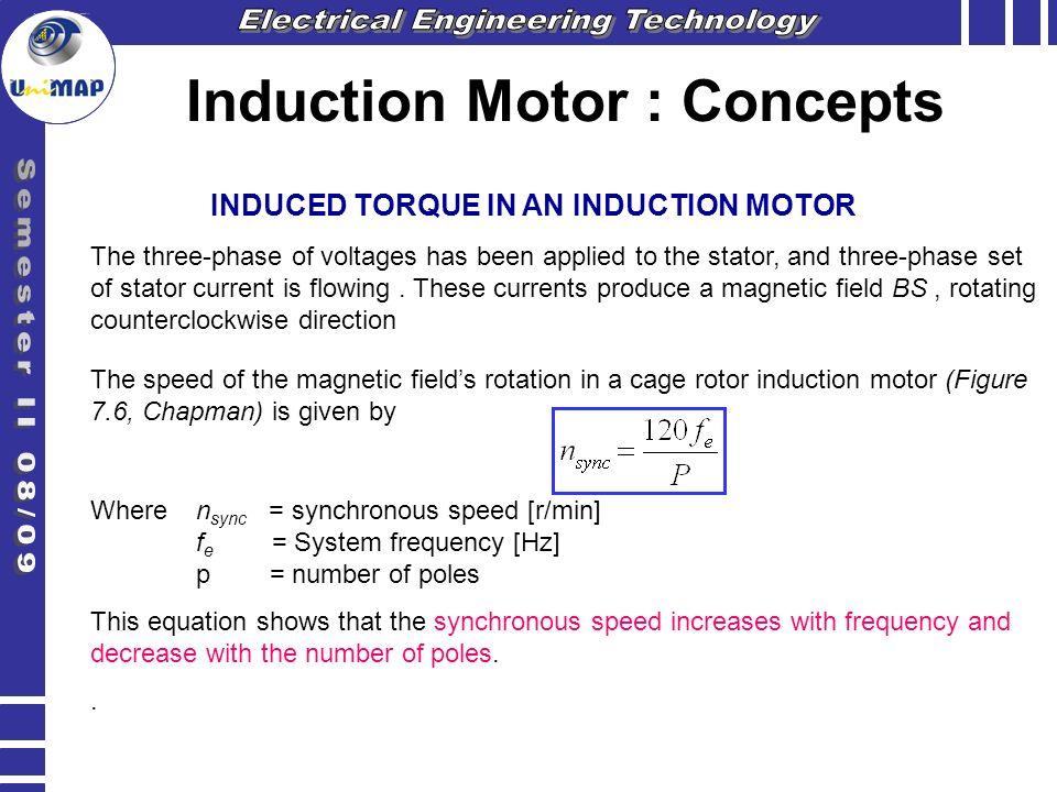 Three phase induction motor formula for Three phase motor winding formula