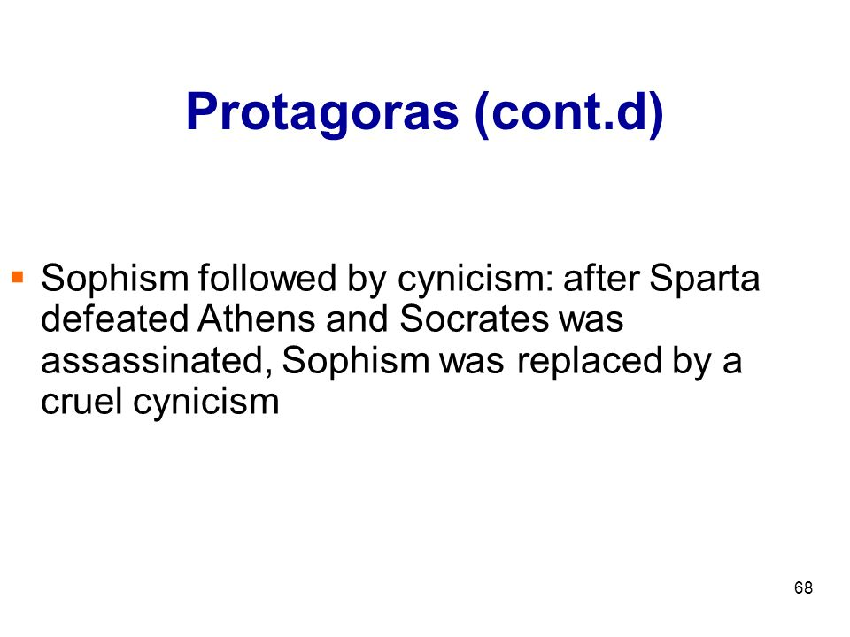 """an analysis of socrates argument in the protagoras An introduction to protagoras  plato""""s analysis  weaker appear the stronger argument"""" protagoras (by plato) socrates is telling a companion about his."""