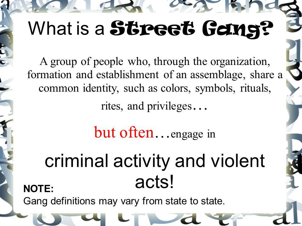 Gangs 101 Mnps Darren Kennedy Med Transition Specialist Ppt