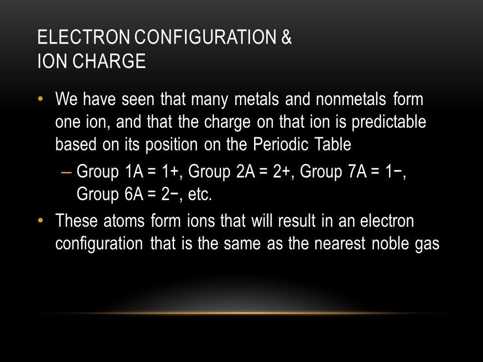 Chapter 8 Periodic Properties of the Elements - ppt download