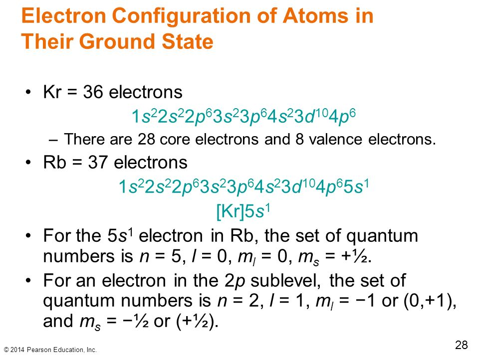 Chapter 8 Periodic Properties of the Element - ppt download