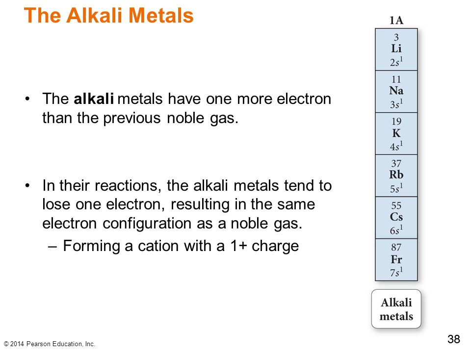 how halogens and alkali metals are extremely reactive whereas noble gases are not reactive Halogens are extremely reactive noble gases are extremely can the alkali metals and alkaline earth metals be found in their elemental state (not combined with.