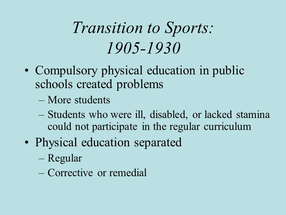 sports and physical education in school should not be compulsory Should physical education be mandatory in schools login/sign up debates battles koth should physical education be mandatory in schools sports physical.