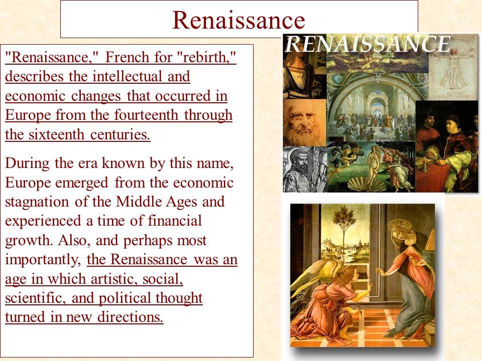 Humanism: High Renaissance Essay