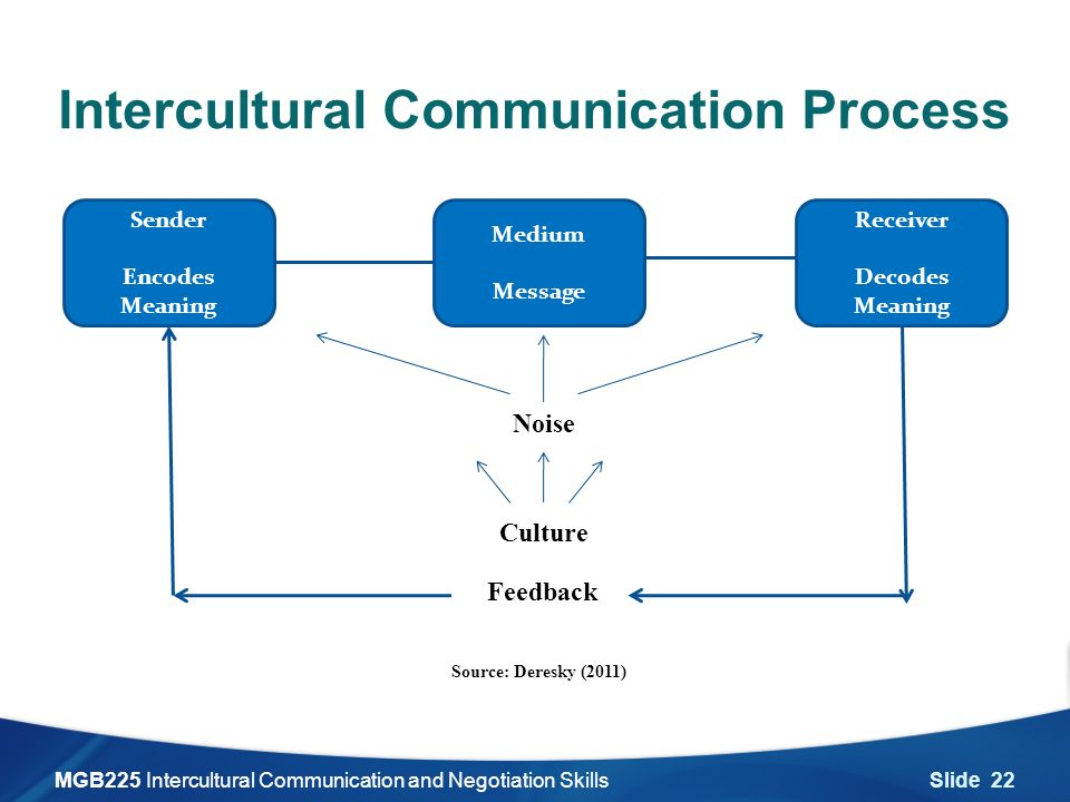 Intercultural business communication case study