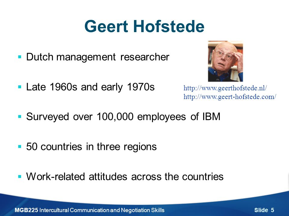 Assignment on Geert Hofstede Essay