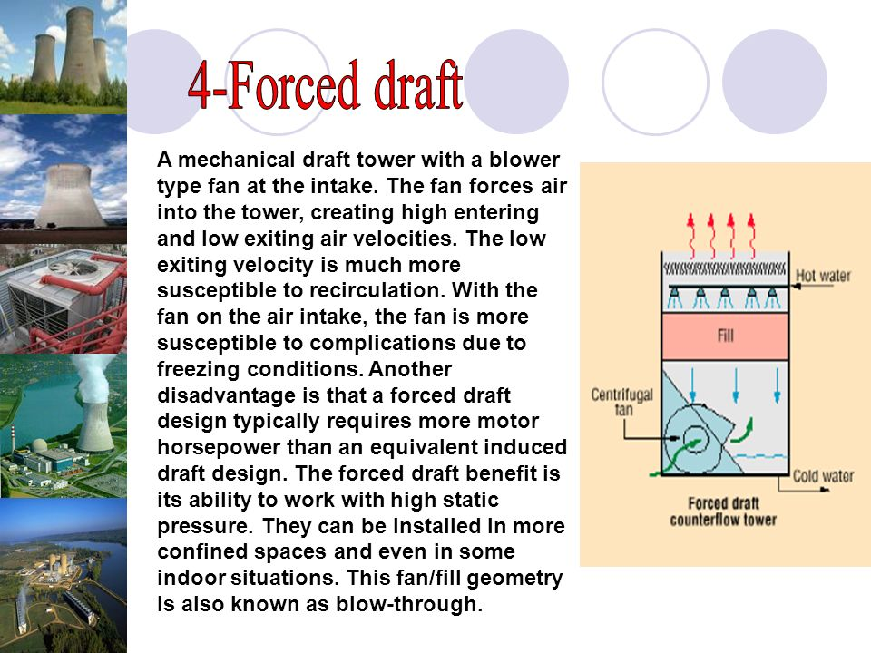 Forced Draft Fan : Cooling tower prof osama el masry ppt video online