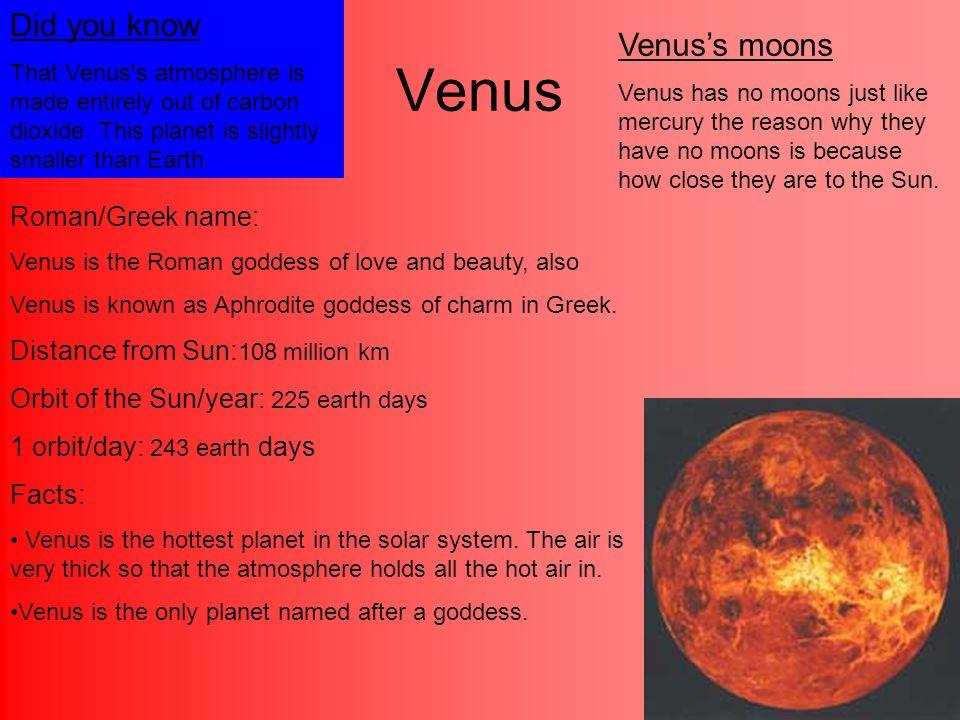 planets roman moons greek - photo #20