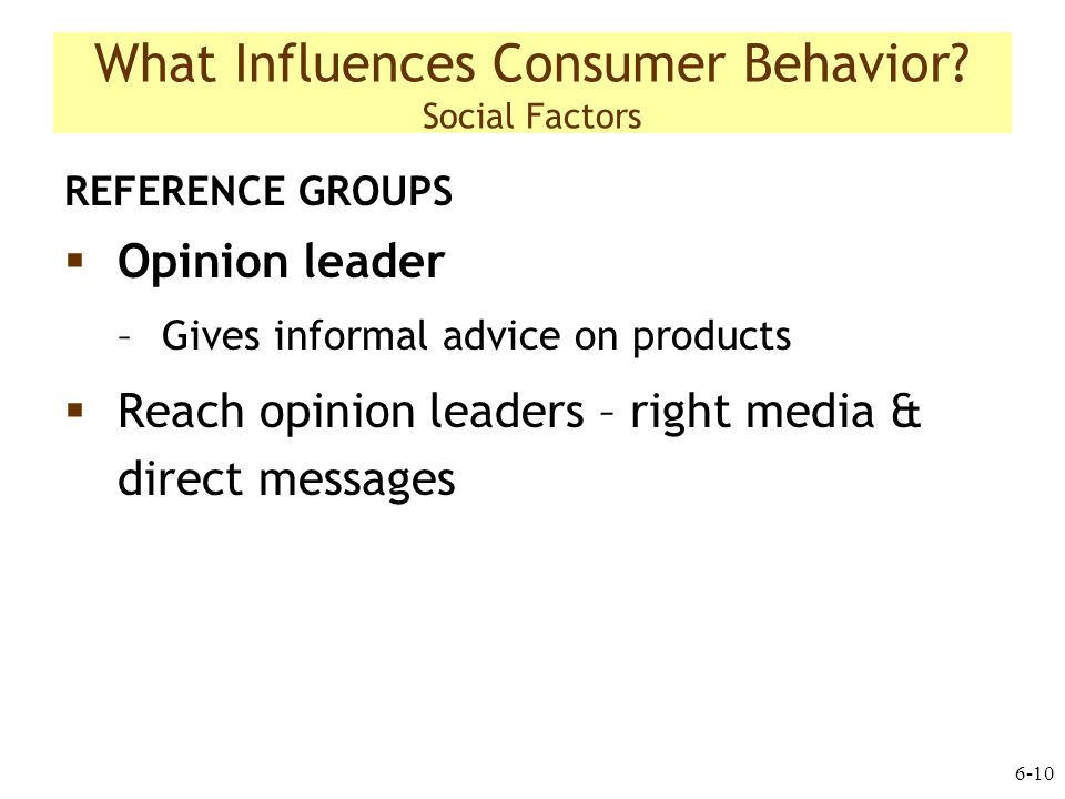 consumer related reference group A reference group can be defined as an individual or group to whom a consumer compares themselves with such groups may be classified as being formal (eg, work colleagues), informal (eg, a group of friends who socialise together), aspirational (ie, aspiring to belong to a particular group.