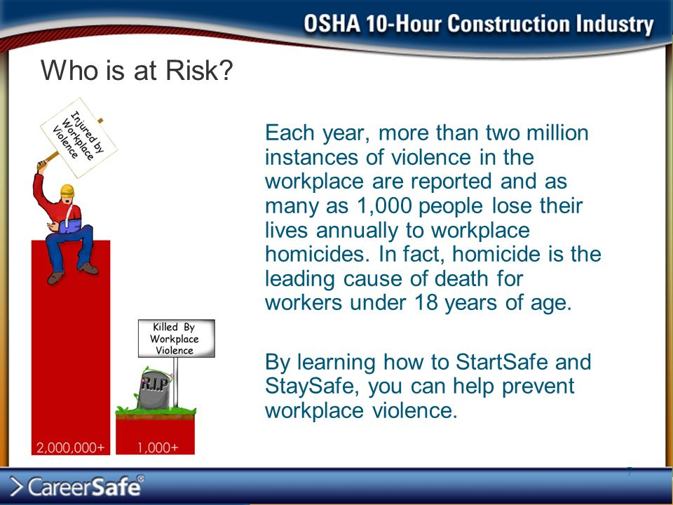 workplace violence ontario how to work with a violent person
