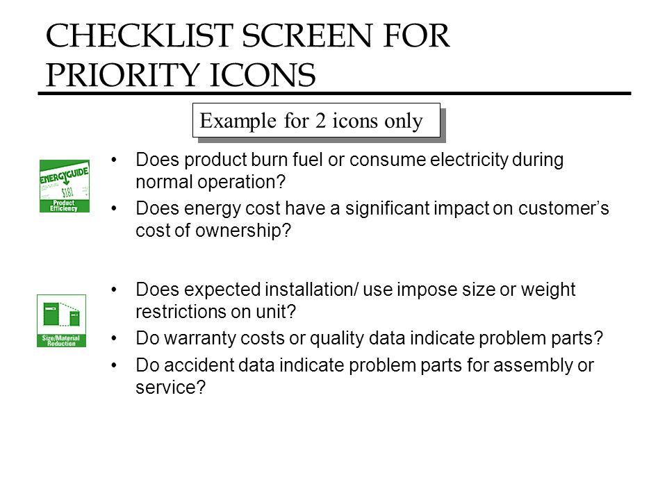 normal priority icon intellego