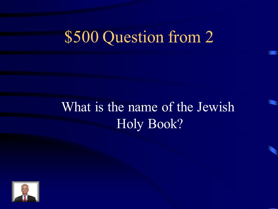 What is the name of the Jewish