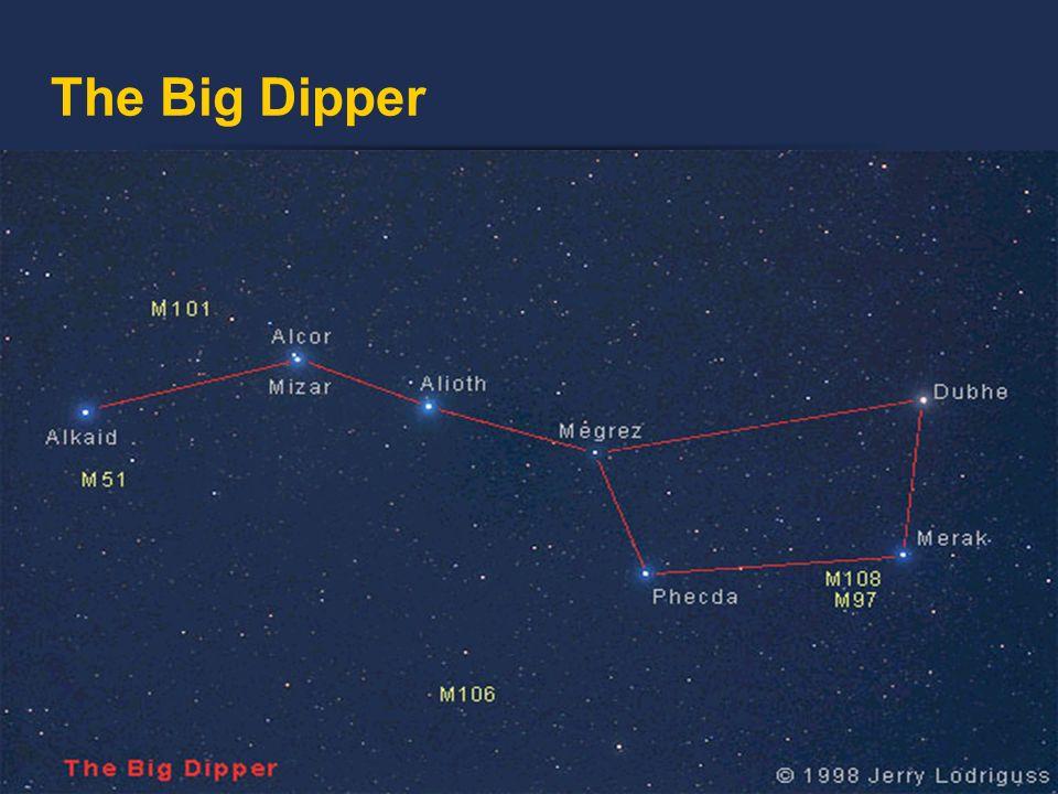 nebula in the big dipper - photo #21
