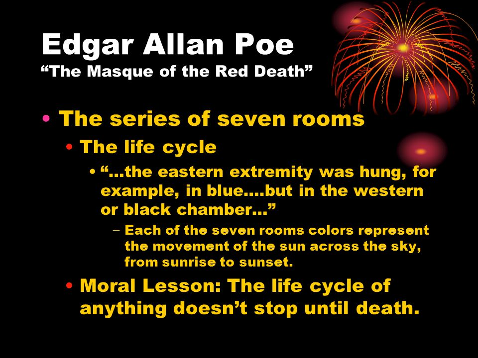 the masque of the red death edgar allan poe pdf