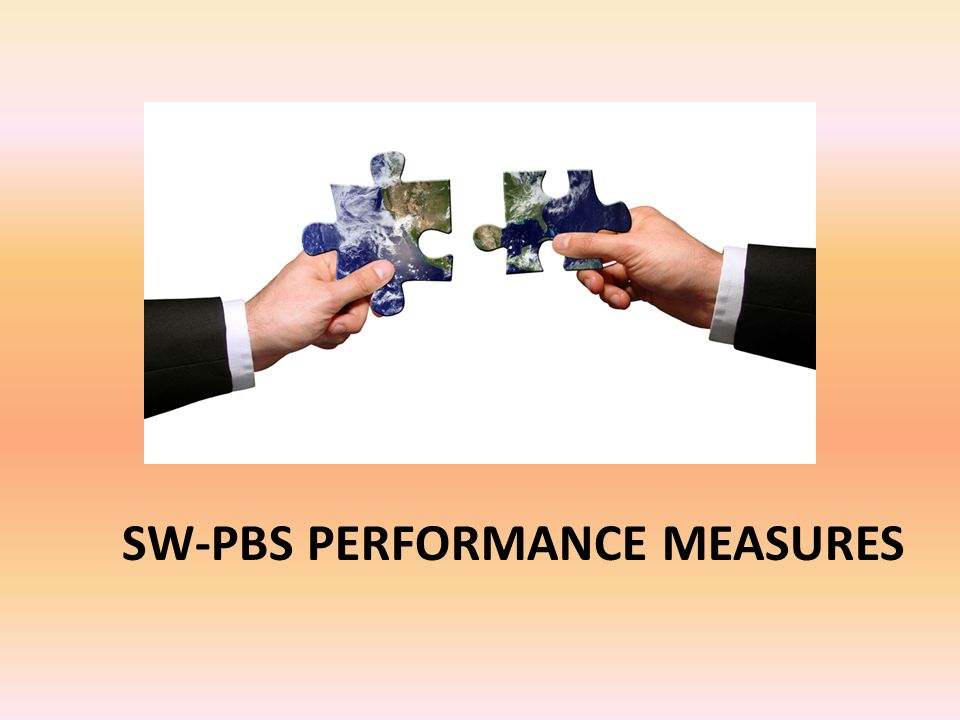 SW-PBS Performance Measures