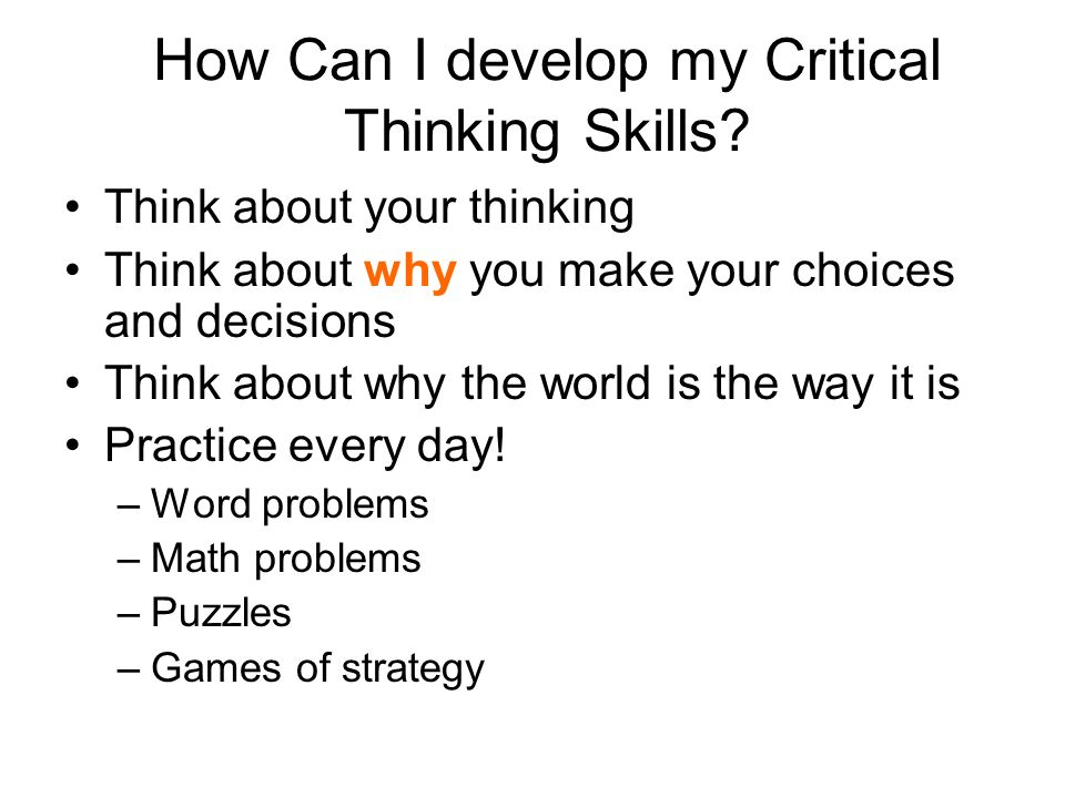 best critical thinking software What is critical thinking critical thinking is clear, rational, logical, and independent thinking it's about improving thinking by analyzing, assessing, and.