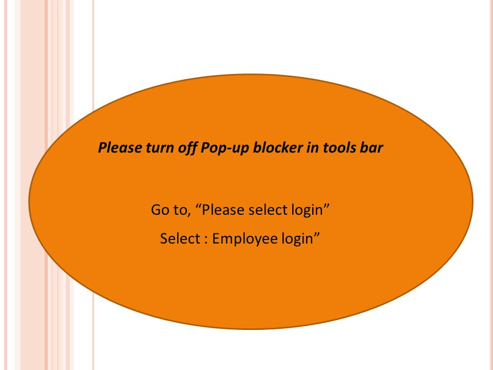 how to turn off your pop up blocker