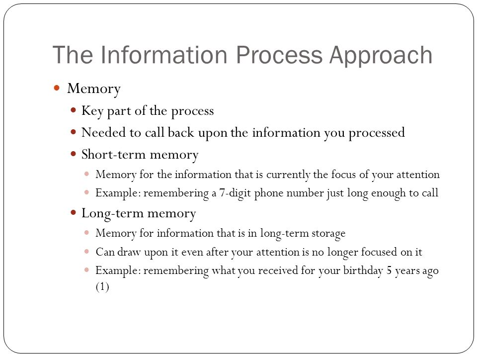 how does information stored in long term memory affect critical thinking Long-term memory and critical thinking are connected because the brain  the  retrieval is the process of accessing the stored information when the need arises   i know, short-term memory is more affected by aging than long-term memory.